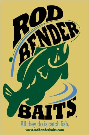 Rod Bender Baits Logo